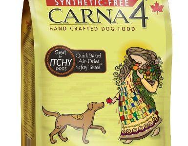 【欠点も?】CARNA4(カーナ4)ドッグフードの口コミ評判と安全性評価